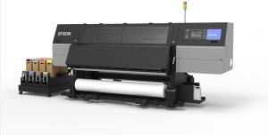 Epson lance sa nouvelle imprimante industrielle à sublimation qui instaure de nouveaux standards de productivité