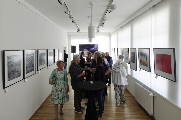 Epson Ausstellung bis September in Zingst