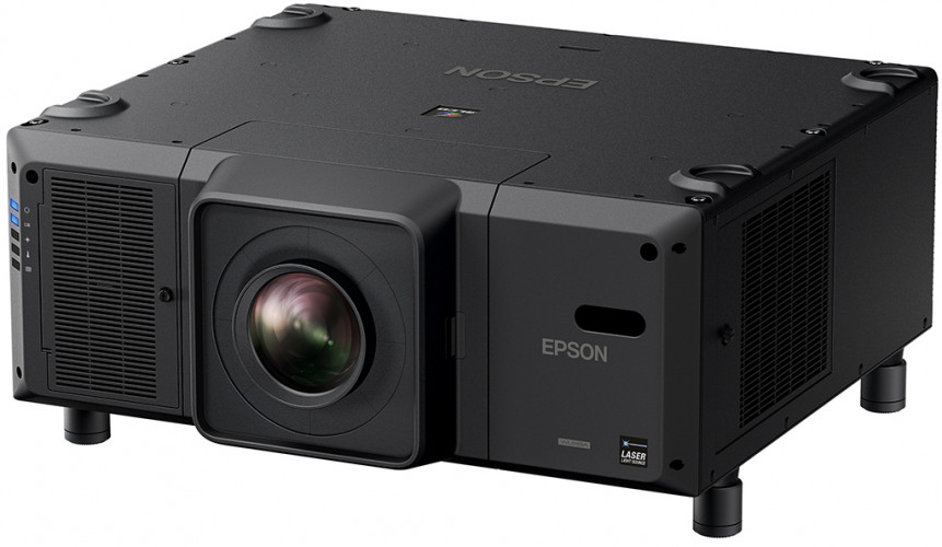 Epson announces its 30,000 high lumens ProAV installation laser projector at ISE 2019