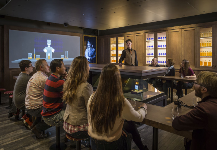 The Scotch Whisky Experience