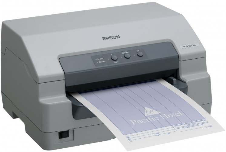 Epson targets financial institutions and embassies to grow its sales in Kenya.