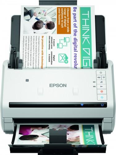 Twee nieuwe innovatieve en intelligente bedrijfsscanners