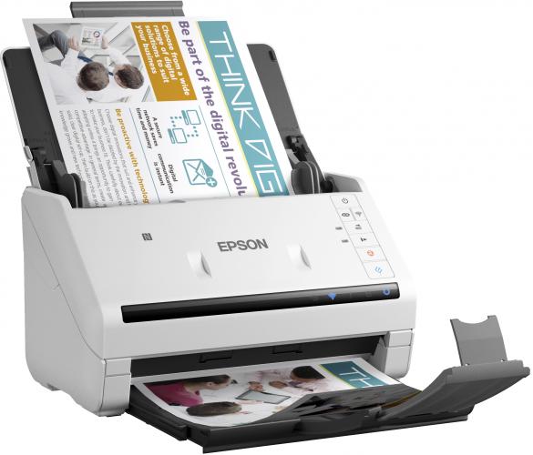 Epson lansează două noi scanere business de ultimă generație