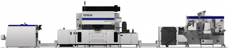 Epson expands collaboration with GM to offer complete end-to-end label press solution.