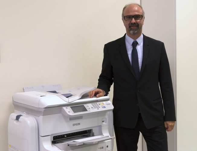 EPSON GIVES ELDOR THE DRIVE TO SUCCEED