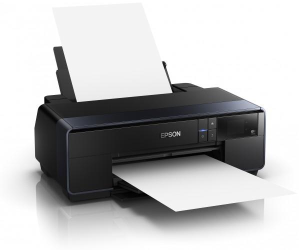 photokina Premiere: Neues Epson Topmodell bei A3+-Fotodruckern