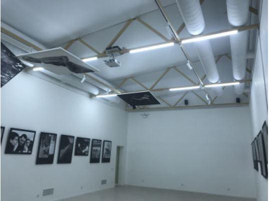 El Museo de Arte Moderno de Odesa usa Epson en su sala de exposiciones
