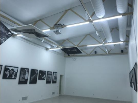 Het Odessa Modern Art Museum maakt gebruik van Epson in hun nieuwe expositieruimte.