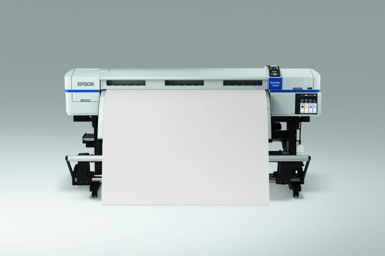 Epson showcases versatile SureColor series of printers