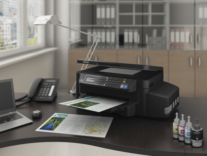 Epson EcoTanks: 30 Millionen verkaufte Drucker