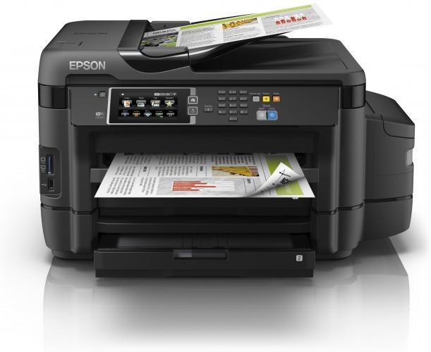 Epson wzbogaca serię drukarek z systemem stałego zasilania w atrament w modele do druku dwustronnego w formacie A3