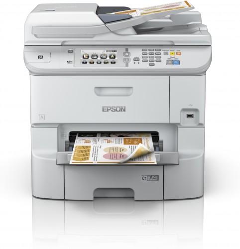 Neue umweltfreundliche Epson Business-Inkjet-Drucker