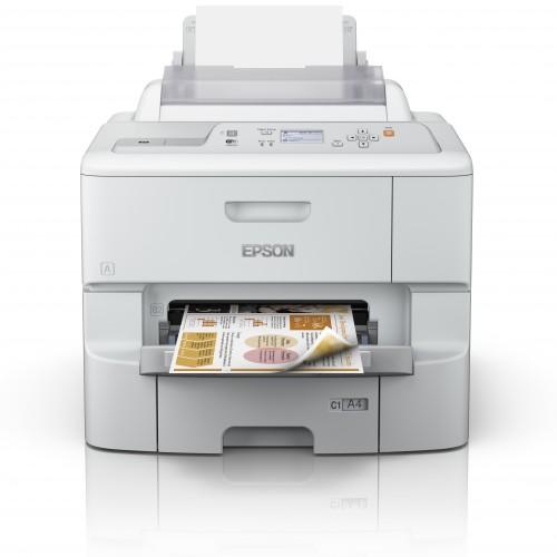 Beperk de impact op het milieu met de nieuwe zakelijke A4-kleureninkjetprinters