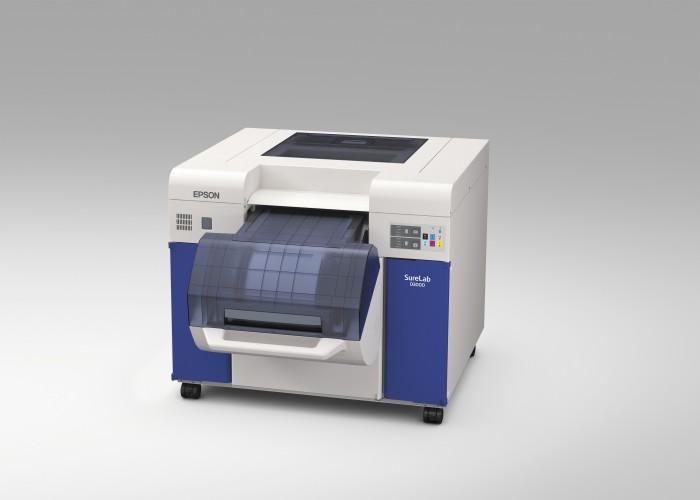 Foto First Brits Chooses Epson's SureLab D3000 DR