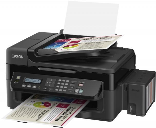 Epson lança EcoTank: um novo conceito de impressão com tinta suficiente para dois anos, sem necessidade de tinteiros