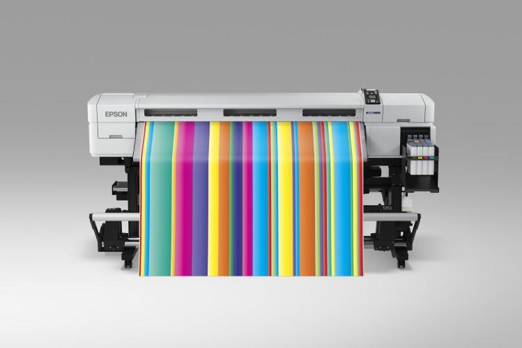 Epson steigt in den Markt für Textildruck ein