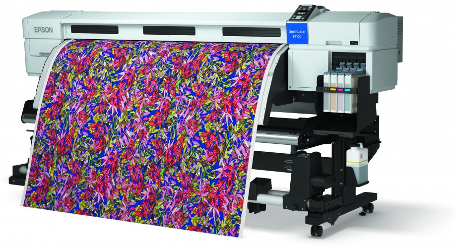 Epson showcases innovative textile printing at FESPA