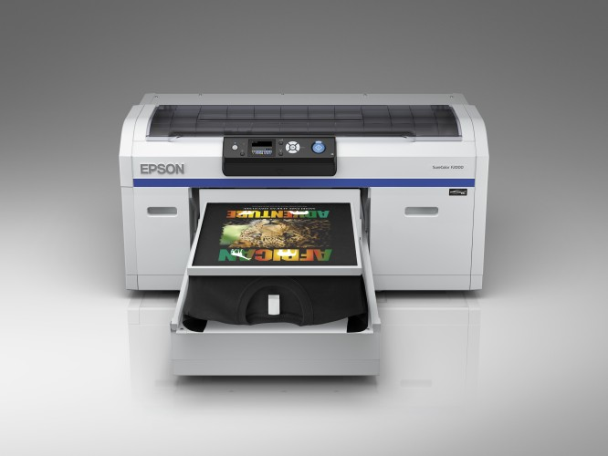 To-a-T chooses Epson SC-F2000 T-shirt printer