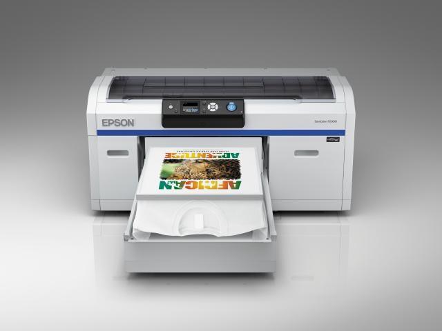 Yeni mürekkep, yeni yazılım, yeni yazıcı kafası: Yepyeni Bir Epson SureColor SC-F2000