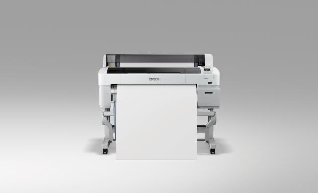 Epson lancerer SureColor SC-T7200-, SC-T5200- og  SC-T3200-storformatprintere