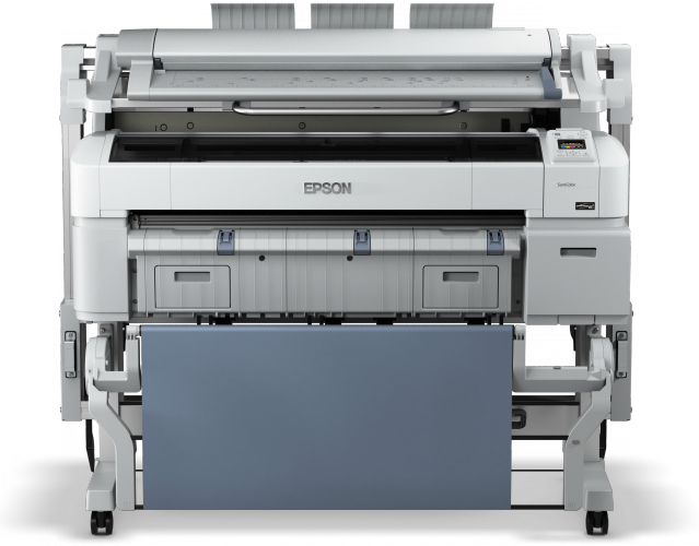 Epson julkaisee suurkokotulostimet SureColor SC-T7200, SC-T5200 ja SC-T3200