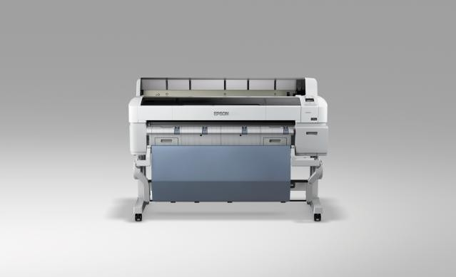 Epson Launches The SureColor SC-T7200, SC-T5200 and SC-T3200 large-format printers