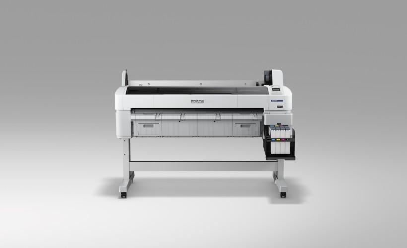 A Epson lança a série SureColor SC-F de impressoras de sublimação