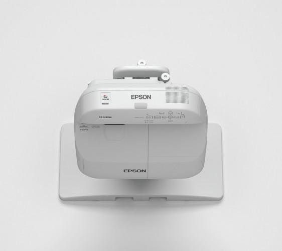A Epson apresenta os seus novos projectores interactivos tácteis para empresas