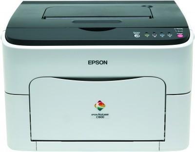 Epson AcuLaser C1600 - kolorowa drukarka laserowa dla firm