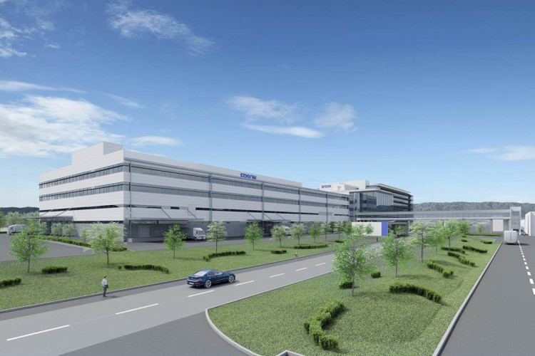 Epson to Invest 16 Billion Yen in New Building at Hirooka Office
