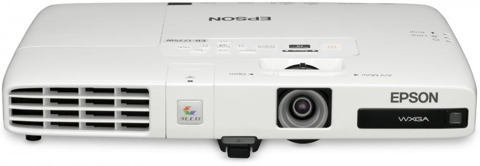 Epson introduceert ultra-draagbare projectoren voor sprekers die veel onderweg zijn