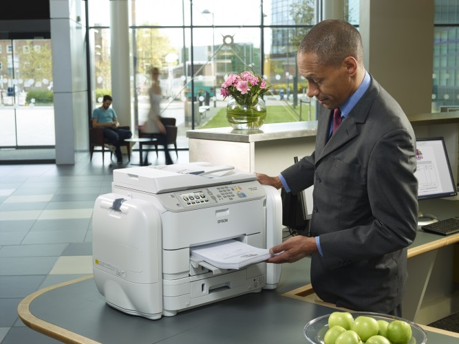 Epson launches inkjet business printers for uninterrupted high volume printing