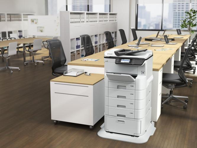 Prodaja Epsonovih poslovnih tintnih pisača na EMEA području za prethodnu godinu pokazuje pozitivan utjecaj Heat-Free tehnologije na održivost i ekonomiju