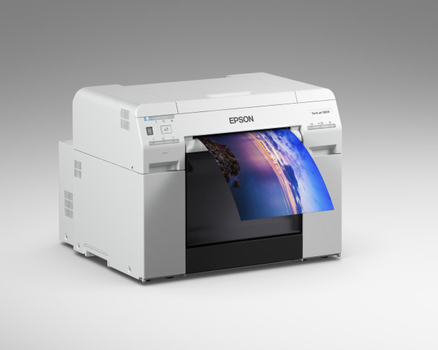 Epson announces a compact, commercial photo printer that supports a wide range of formats