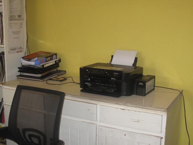 Habari Consulting chooses ink tank system printers