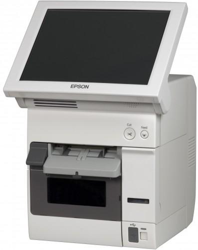 Standalone terminal voor afdrukken van kleurenlabels zonder tussenkomst van pc