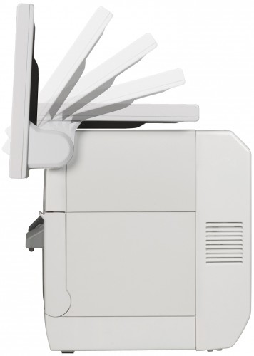 Terminal autonome permettant l'impression couleur d'étiquettes sans ordinateur