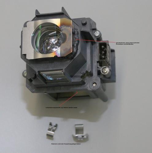 Gefahr durch gefälschte Projektorlampen