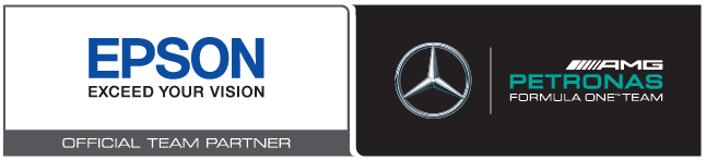 Epson und Mercedes AMG Petronas Formel 1-Team verkünden globale Partnerschaft