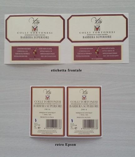Weingut Cantine Volpi druckt dank Epson schneller seine Etiketten