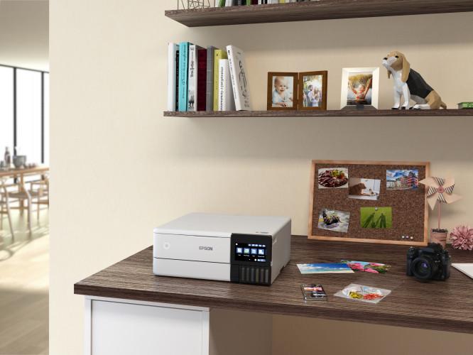 Epson annoncerer to nye 6-farve, premium EcoTank printere til fotografer og kreative entusiaster
