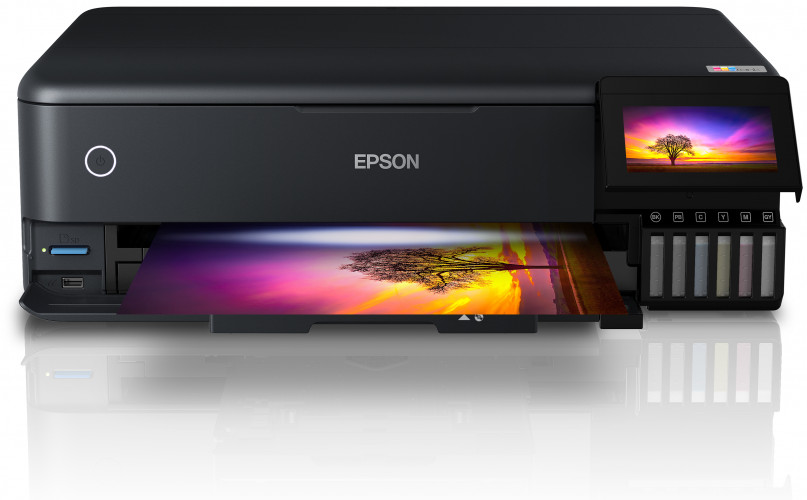 Epson annonce la sortie de deux nouvelles imprimantes Premium EcoTank 6couleurs pour les amateurs de photographie et de créativité