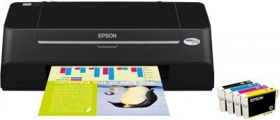 Epson Stylus S21 – idealna drukarka do codziennego użytku domowego