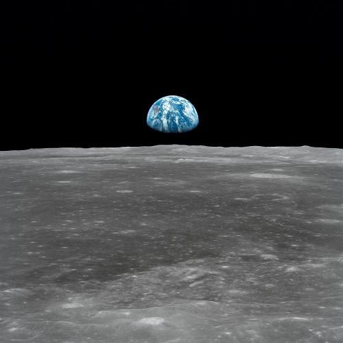 Ausstellung anlässlich 50 Jahre Mondlandung