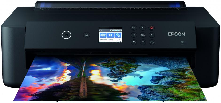 L'Epson Expression Photo HD XP-15000 remporte le prix de la meilleure imprimante photo aux prestigieux TIPA Awards