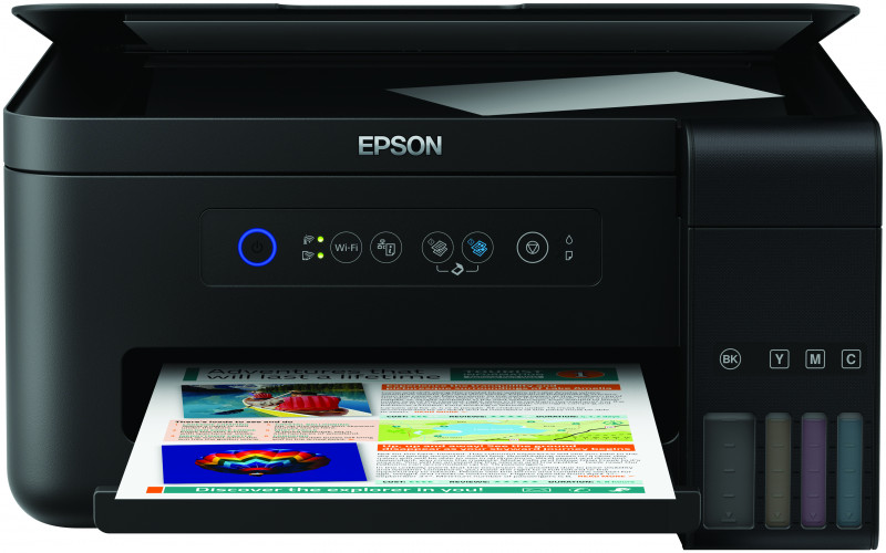 Epson launches the next generation of cartridge-free printers