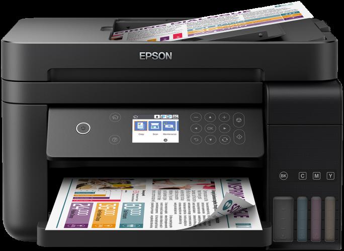 Impressoras a jato de tinta de alta capacidade da Epson atingem 40 milhões de unidades vendidas