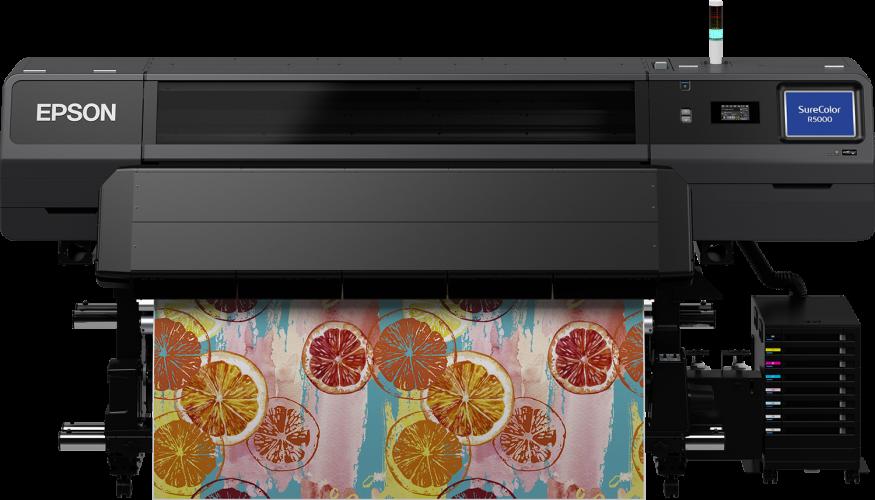 Epson anuncia su primera impresora de gran formato con tinta de resina