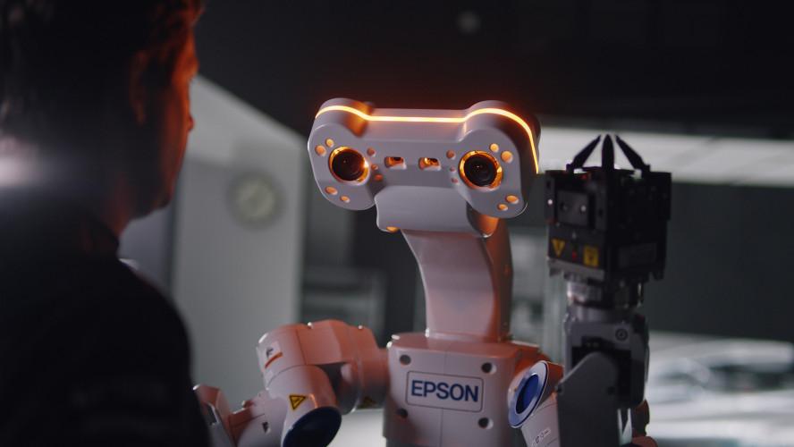 Apresentamos-vos Bertie: o robot que observa, aprende e ajuda