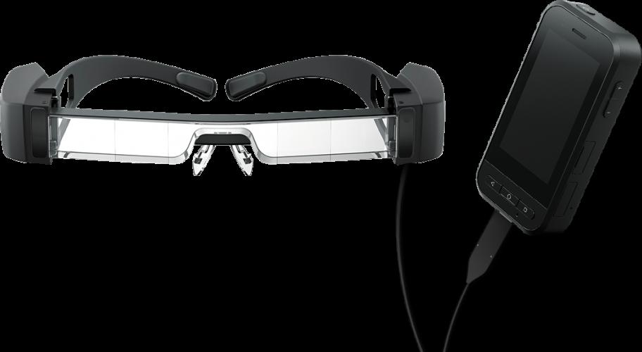 Epson annonce une nouvelle génération de la technologie de lunettes connectées Moverio